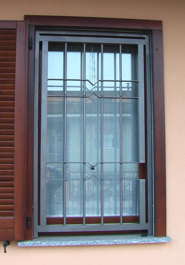 Sicurezza relax grate di sicurezza gallery - Disegni di grate per finestre ...